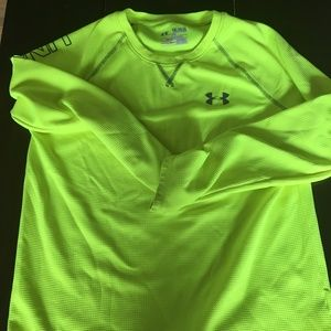 Youth Under Armour Long Sleeve Tee Shirt XL